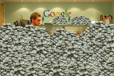 how much google is paying its workers