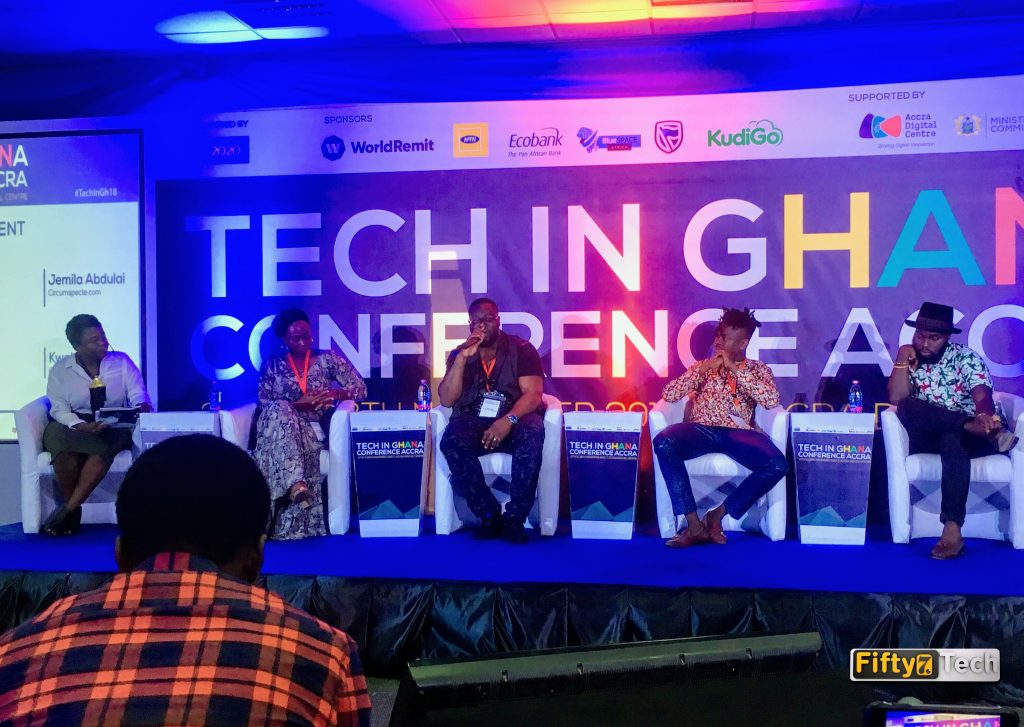 EVERYTHING THAT HAPPENED AT THE JUST ENDED TECH IN GHANA CONFERENCE