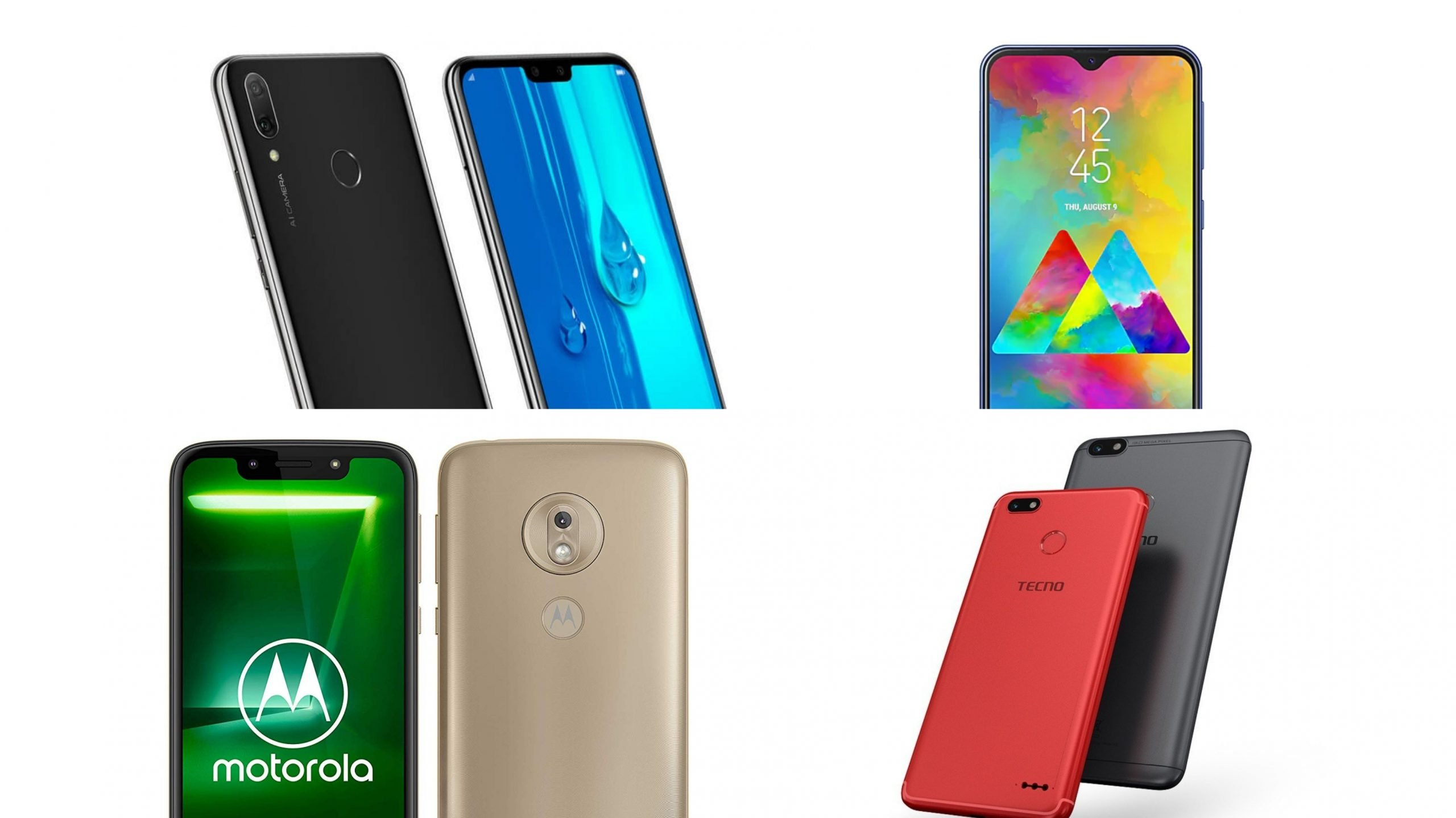 Compare The Market Phones >> Ghana The Best Budget Phones On The Market Now Fifty7tech