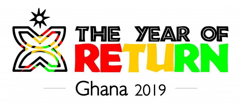 year of return - official logo