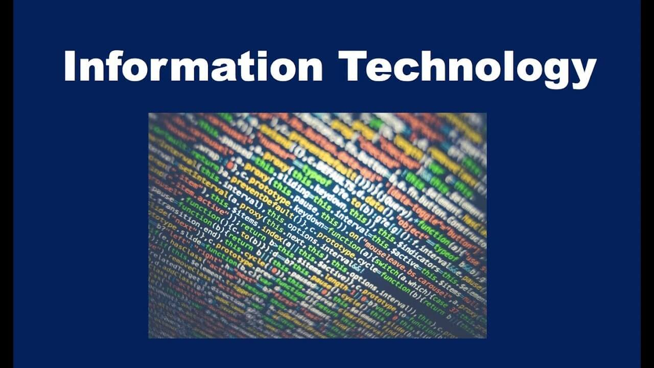 The IT Terminologies and What They Means