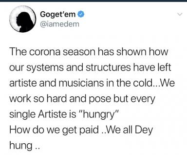 ghana artistes edem
